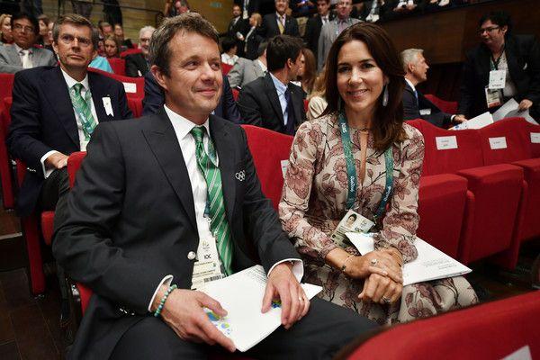 Royals & Fashion: Ouverture de la session du CIO, Rio