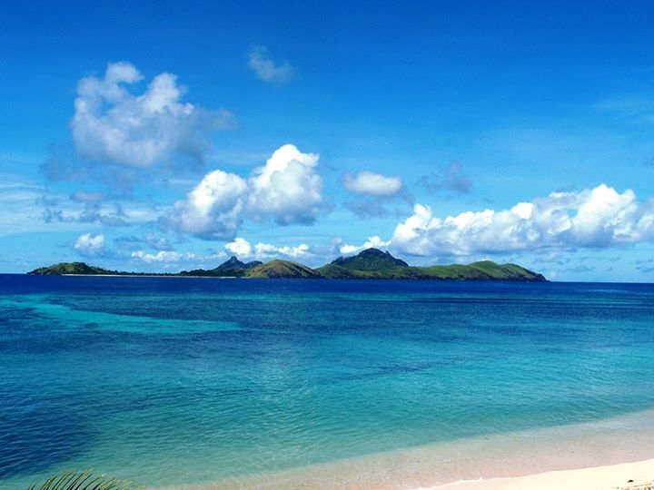 Fiji's NEW Resort, Sheraton Resort  Spa, Tokoriki Island.