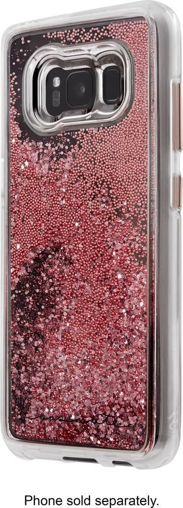 Case-Mate - Case for Samsung Galaxy S8+ - Rose gold
