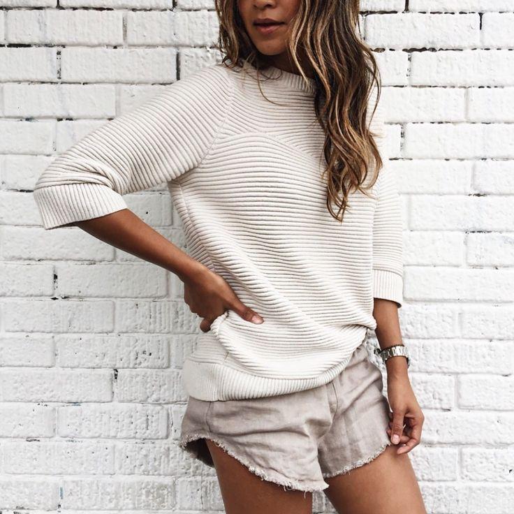 NEW IN: Lea Linen Shorts