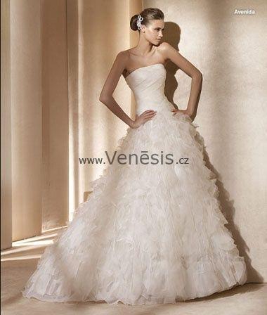Svatební šaty - Svatební šaty 2015, Venésis-Svatební salon Praha, Třebíč