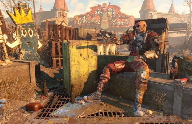 Fallout 4's Final DLC Nuka-World Gets New Trailer and Release Date
