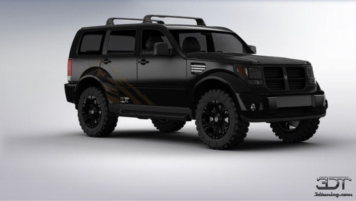 Dodge Nitro Designed By Cody Squier Dodge Pinterest