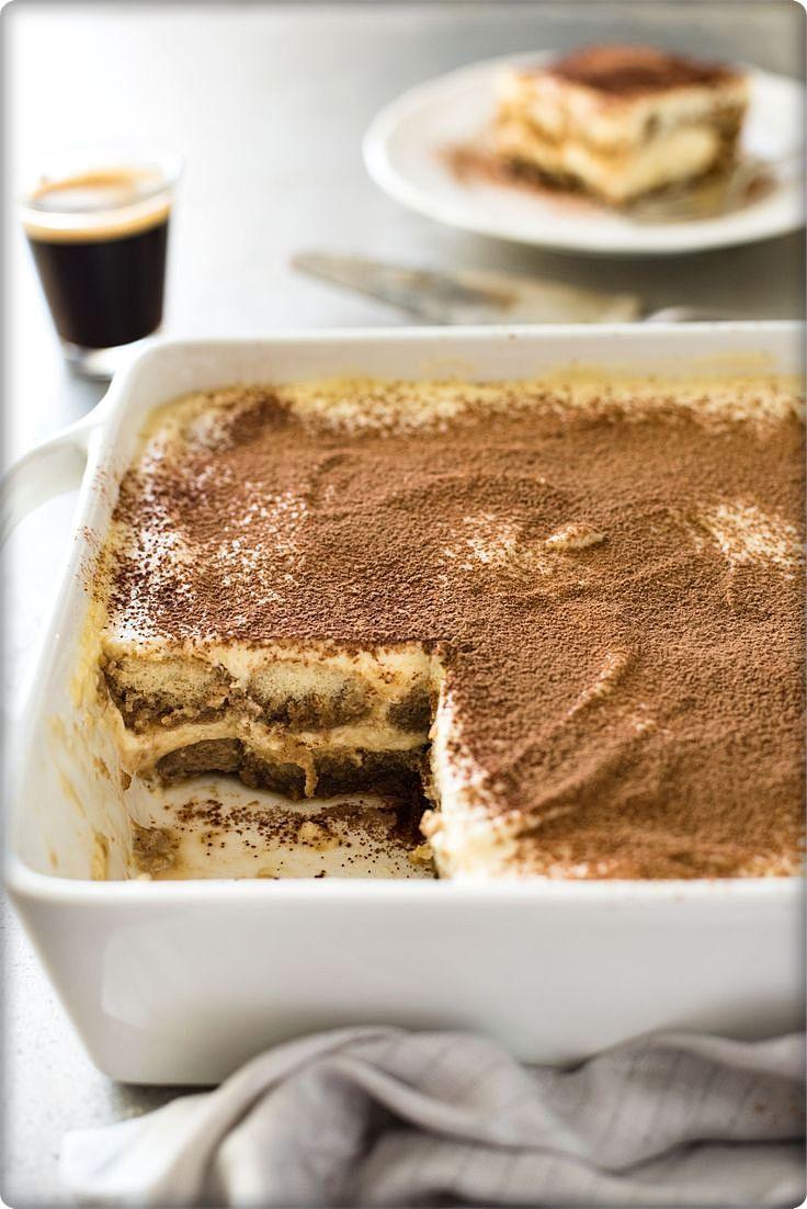 Best Italian Desserts Spumoni Cheap Italian Desserts Tiramisu Recipe Recipetin Eats Dessert Recipes