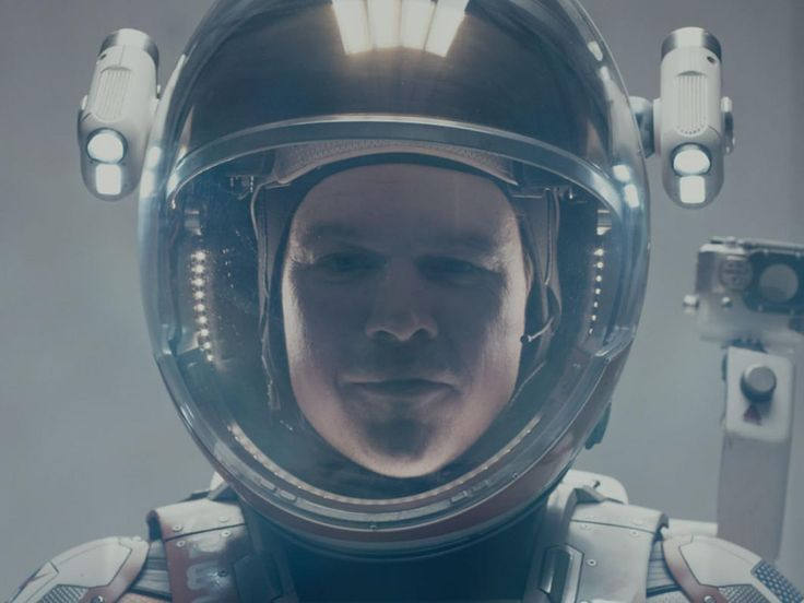 """Under Armour - """"Leave Your Mark"""" Clio Keyart Winning Ad by 3AM, Culver City for The Martian"""
