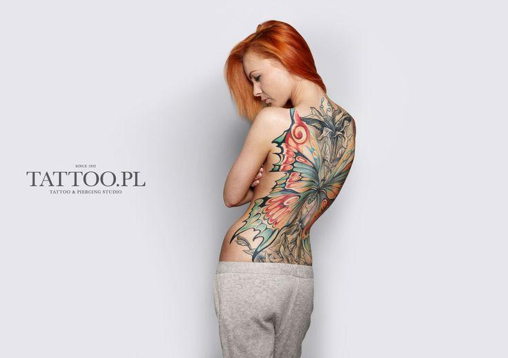 Tattoo by Sławomir Frączek