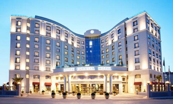 Limak Eurasia Luxury Hotel şu şehirde: İstanbul, İstanbul