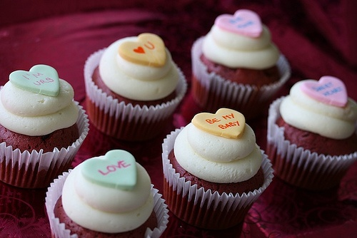 These are a great idea for Valentines Day!  (If anyone knows the original source, please let me know!)
