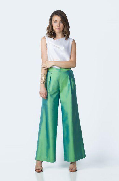 Marisa Baratelli - Spring'15 #MarisaBaratelli #ThaiSilk #DemiCouture #Resortwear #Color
