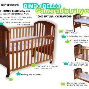 Newborn Baby Cot Beds