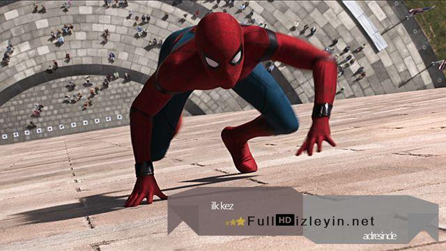 örümcek adam eve dönüş izle filmi Marvel yapımı son yılların en iyi süper kahraman filmleri arasında zirvede yer alabilecek bir film olarak karşımıza çıkıyor. İron Man'i de göreceğimiz bu filmi kesinlikle kaçırmayın ve aşağıdaki linke tıklayarak full hd film izle sitemiz üzerinden izleyin. İyi seyirler dileriz.