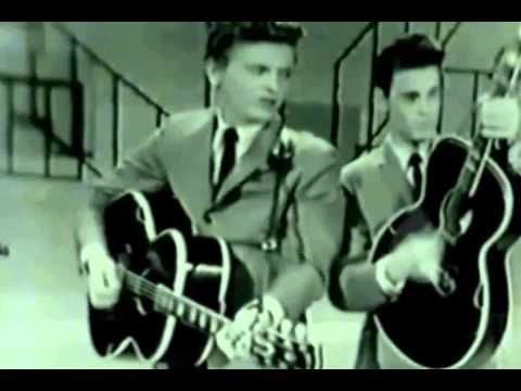 The Everly Brothers - Wake Up Little Susie ( 1957 ) - YouTube
