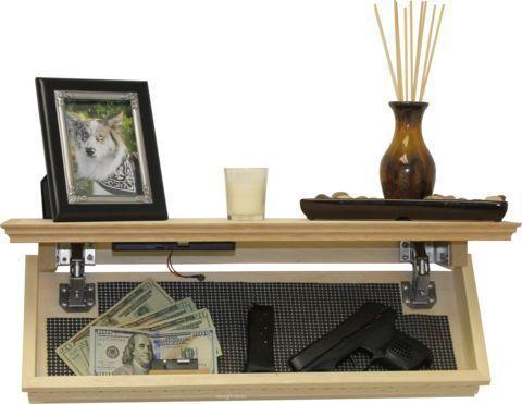 Best 25 Hidden Gun Cabinets Ideas On Pinterest Gun Safe