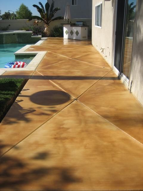 Painting Pool Decks   Pool Patios   Concrete Coating, Sealing, And Painting    South Florida Painter