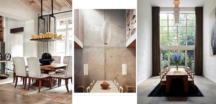 21 best comedores images on pinterest dining rooms - Ideas para decorar un comedor ...
