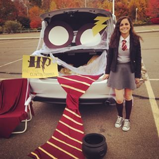 Harry Potter | 37 Trunk-Or-Treat Ideas That Are Guaranteed To Win Halloween