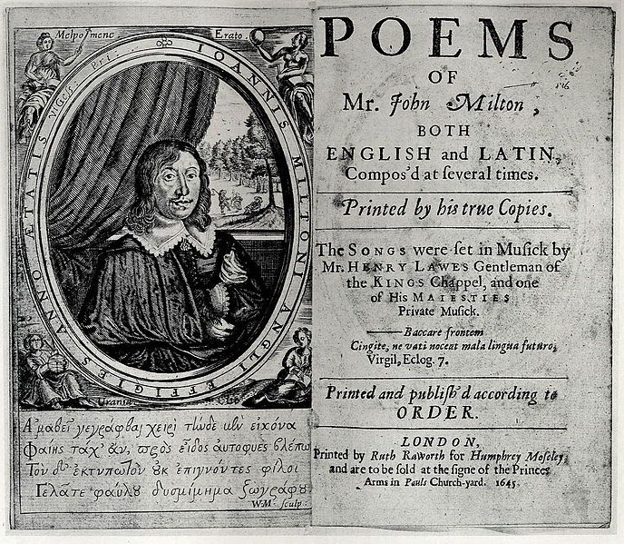The Complete Poetry and Selected Prose