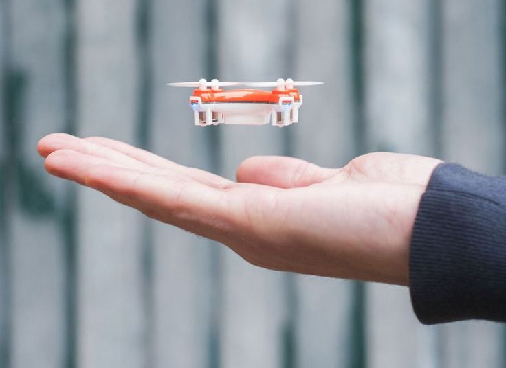 SKEYE Nano Drone Buzzes Like an Electronic Insect, Navigating Nooks and Crannies #gadgets trendhunter.com