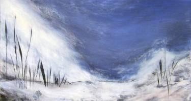 "Saatchi Art Artist Marjan Fahimi; Painting, """"Astratto - VII"""" #art"