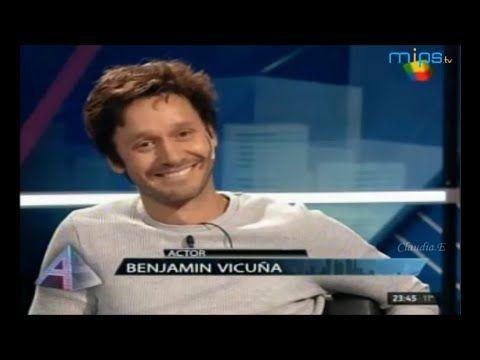 """Benjamín Vicuña """"Animales Sueltos"""" Entrevista completa 13/05/2016"""
