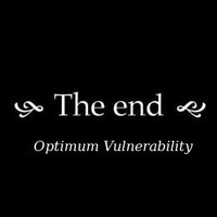 The End by Optimum Vulnerability on SoundCloud