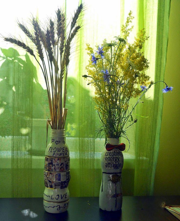 diy, vase