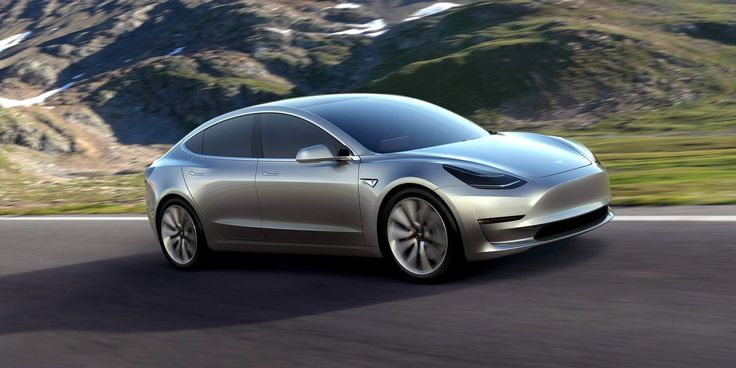 The New $35k Tesla Model 3 Finally Makes Electric Cars ...