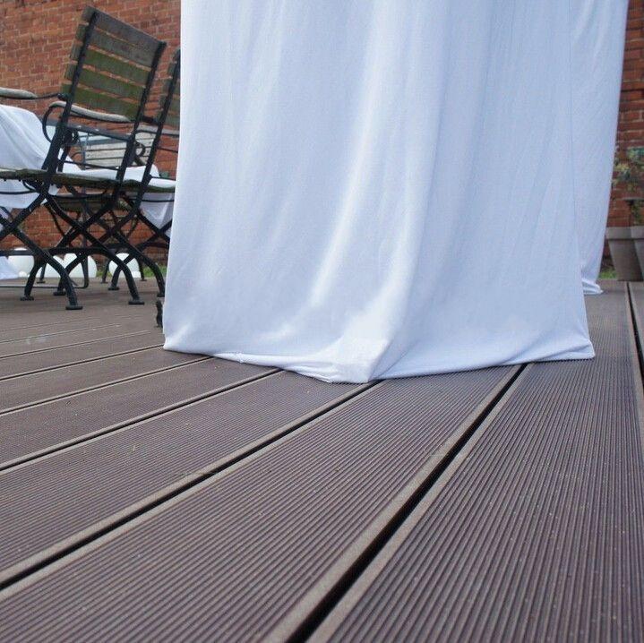 plastic and wood composite materials decking,attractive wood plastic deck floor,wet environments black decking enhance,