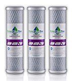 The Best Water Filter? Activated Carbon Filter Cartridges