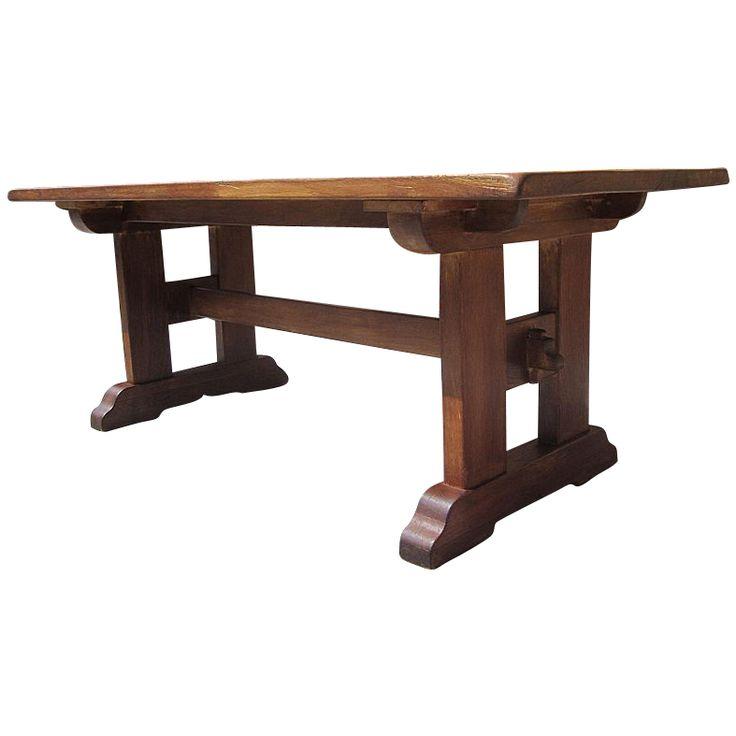 tressel table Antique Trestle Table Antique Furniture  : 642c2c9b9a51a3c211cec0563b0c6b4d antique dining tables trestle tables from www.pinterest.com size 736 x 736 jpeg 25kB