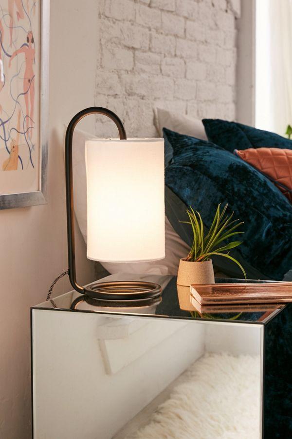 Kira Table Lamp Floor Lamp With Shelves Diy Table Lamp Table Lamp