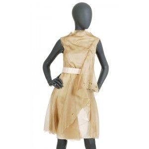 Dorota Pietruszka - silk dress