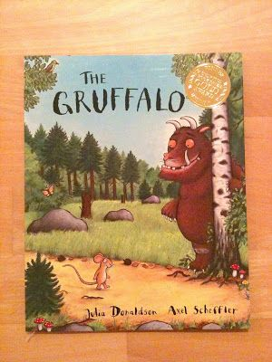 materialwiese: The Gruffalo - Material