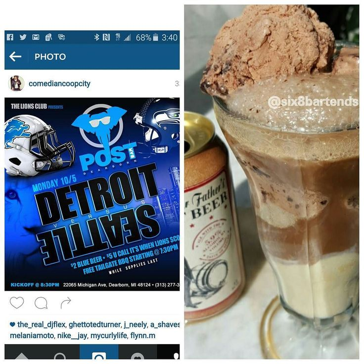 You can have my Adult Root Beer Float and watch the damn game at the same time!  What more could you ask for?  O I know  some of our CRACK WINGS!!!!! I start at 7pm tonight.  @comediancoopcity & @j_neely LET'S  GET IT! !!!  #mondaynightfootball #monday #food  #lions #seahawks #sport #drinks #alcohol #vodka #rum #tequila #cognac #whiskey #bourbon #distillery #barlife #mixology #bartender #tips by six8bartends