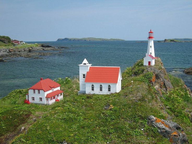 Newfoundland! Where my family began in the 'New World'. I was raised one island south on beautiful Cape Breton - God's country! Oh how far I've been!