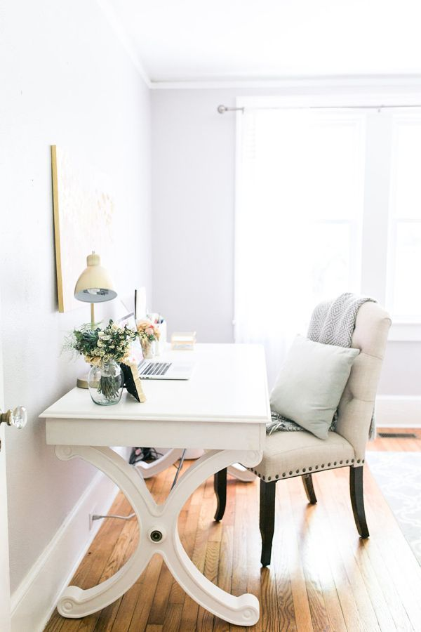 at-home office | Jessi Nichols