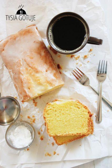 Babka budyniowa | Tysia Gotuje blog kulinarny