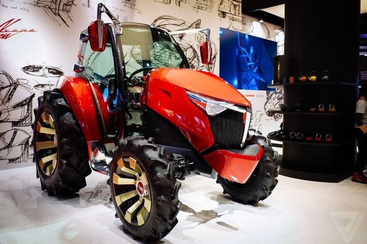"""""""The far-out concepts of Tokyo Motor Show 