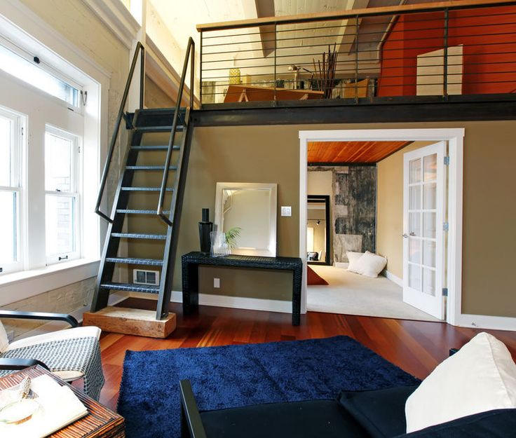 how to build a mezzanine bed