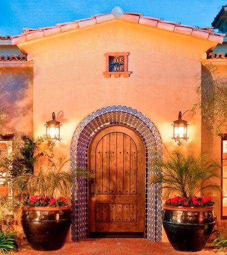Arizona Hacienda Kitchen Cabinets: 17 Best Images About Southwestern Adobe On Pinterest