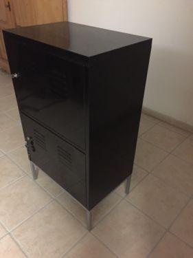 Design Schrank, schwarzer Spind, Highlight in Bayern - Kempten | Büromöbel gebraucht kaufen | eBay Kleinanzeigen