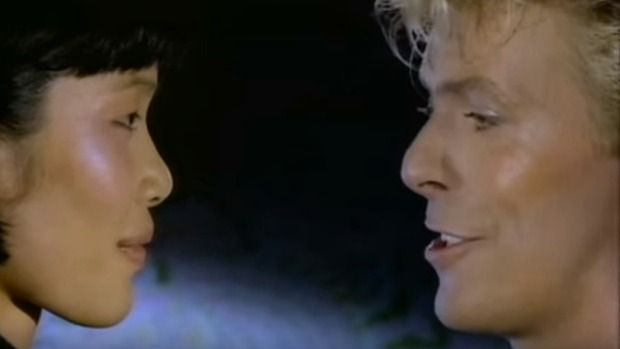 Kiwi actress and model Geeling Ng starred in David Bowie's 'China Girl' music video.