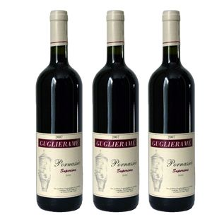 Ormeasco Superior Guglierame, wine of stricter quality selection, made in limited quantities, aged in wooden barrels for at least one year before being able to be qualified as superior.
