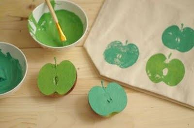 Apple Stamp by karley.gillis