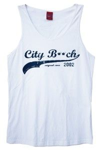Kasual and Gym Singlet with white cotton fabric, slim fit cut