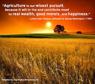 Founding Father S Wise Words On Farming Words To Live