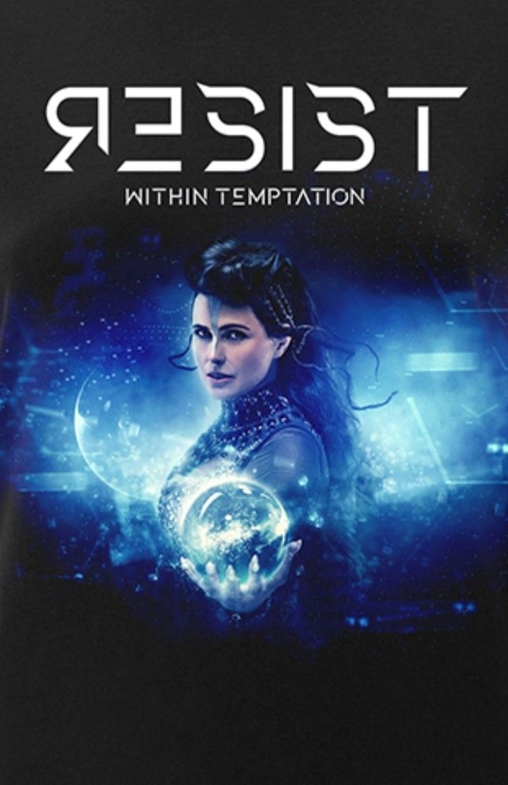 Within Temptation Resist Download : within, temptation, resist, download, Resist, Temptation,, Gothic, Metal,, Symphonic, Metal