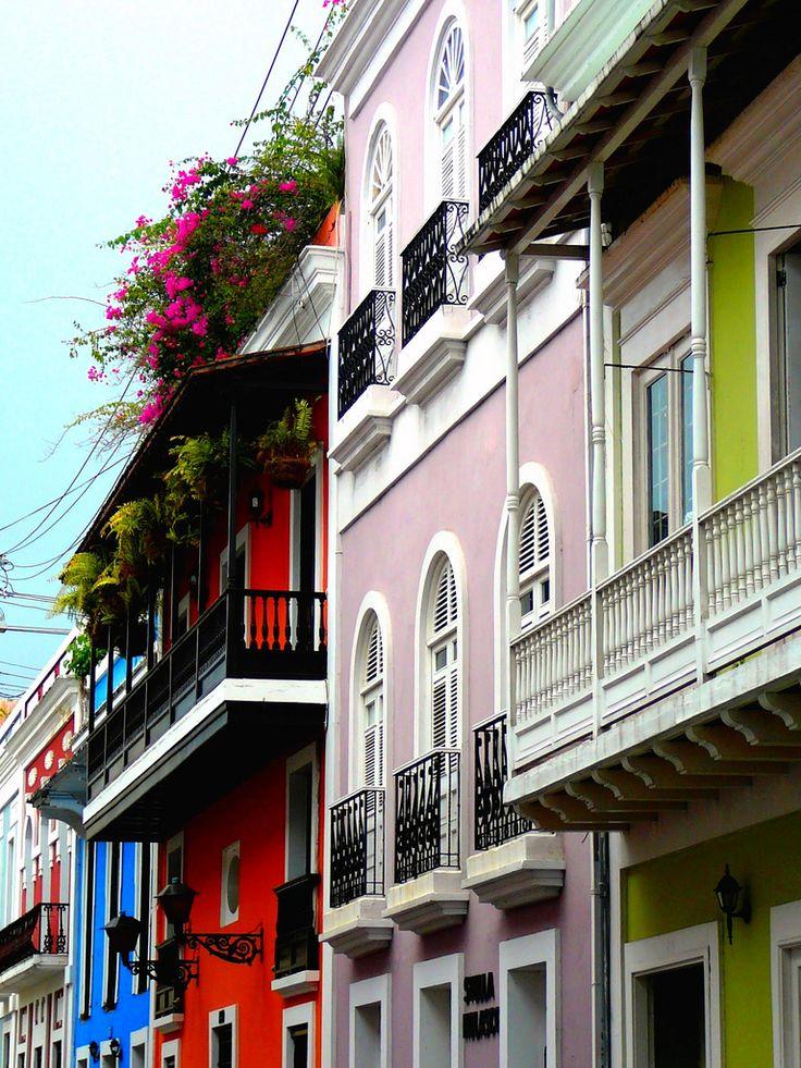breathtakingdestinations: Old San Juan - Porto Riko (von Bisiklet adam)