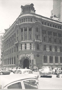 Standard Bank's head office moved from #Pretoria to #Johannesburg in 1959. #StandardBank #Architecture