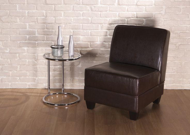 Avenue Six Milan Chair   Accent Furniture